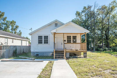Single Family Home For Sale: 2113 James Bell Drive