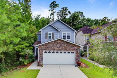 North Charleston Single Family Home For Sale: 8741 Shadowglen Drive
