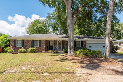 Charleston Single Family Home For Sale: 1907 Campion Hall Road