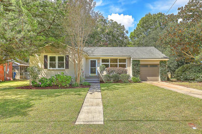 Charleston Single Family Home Contingent: 333 Millcreek Drive