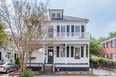 Single Family Home For Sale: 4 Savage Street