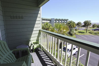 Isle Of Palms Attached For Sale: 1300 Ocean Boulevard #220b