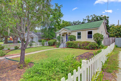Single Family Home For Sale: 1106 North Boulevard