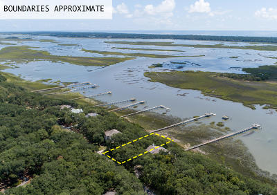 Johns Island Residential Lots & Land For Sale: 3016 Maritime Forest Drive