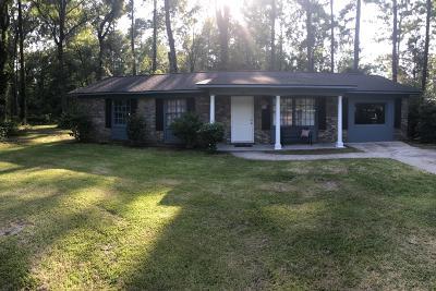 Summerville Single Family Home For Sale: 102 White Boulevard