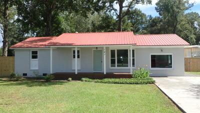 Summerville Single Family Home For Sale: 101 White Boulevard