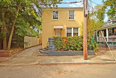 Charleston Single Family Home For Sale: 13 Maranda Holmes Street