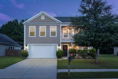 Goose Creek Single Family Home Contingent: 259 Loocock Drive