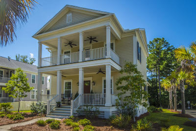 Mount Pleasant Single Family Home For Sale: 2864 Rivertowne Parkway
