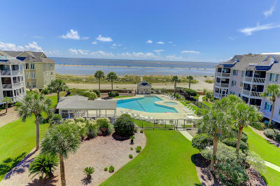 Awendaw, Wando, Cainhoy, Daniel Island, Isle Of Palms, Sullivans Island Attached For Sale: 303 H Tidewater