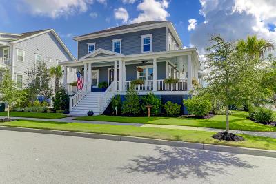 Charleston Single Family Home For Sale: 1667 Pierce Street