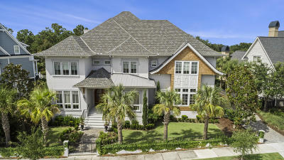 Charleston Single Family Home For Sale: 530 Park Crossing Drive