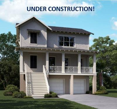 Mount Pleasant SC Single Family Home For Sale: $549,990