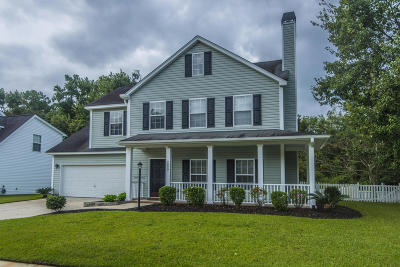 Johns Island Single Family Home For Sale: 2829 August Road