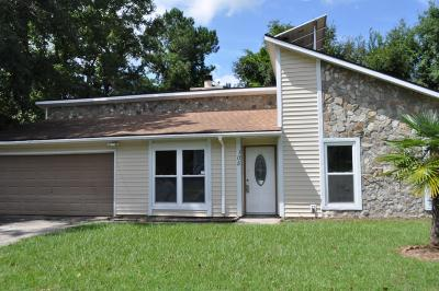 Summerville Single Family Home For Sale: 105 Trailway Drive