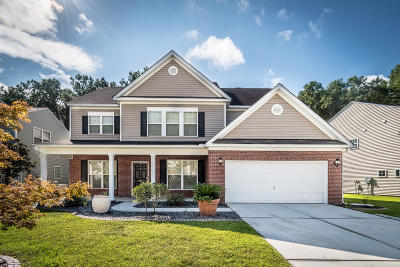Ladson Single Family Home Contingent: 119 Sweet Alyssum Drive