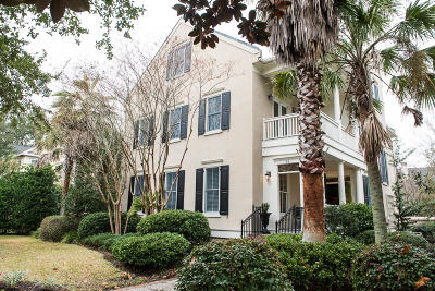 Awendaw, Wando, Cainhoy, Daniel Island, Isle Of Palms, Sullivans Island Single Family Home For Sale: 66 Dalton Street