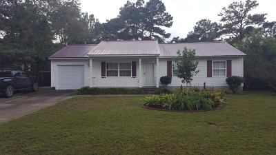 Summerville Single Family Home For Sale: 129 Cottonwood Drive