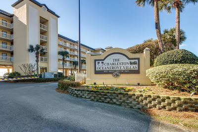 Folly Beach SC Attached For Sale: $925,000