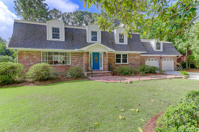 Charleston Single Family Home For Sale: 1541 Montclair Street