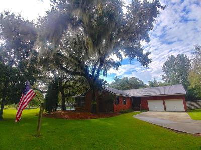 Moncks Corner Single Family Home Contingent: 2114 Albert Storm Avenue
