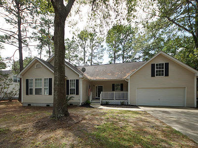 Mount Pleasant Single Family Home For Sale: 638 Bridlewood Lane
