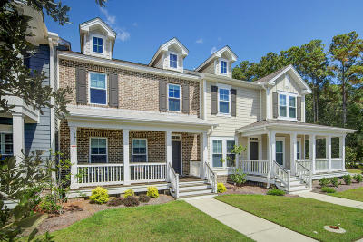 Mount Pleasant Attached For Sale: 3498 Yarmouth Drive
