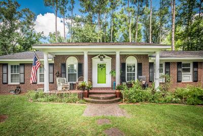 Walterboro Single Family Home Contingent: 200 Josie Drive