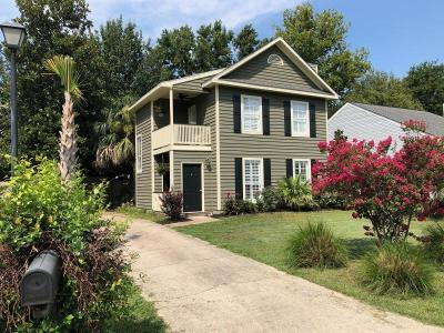 Mount Pleasant Single Family Home For Sale: 1443 Oaklanding Road