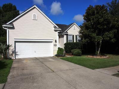Mount Pleasant Single Family Home For Sale: 1852 Palmetto Isle Drive