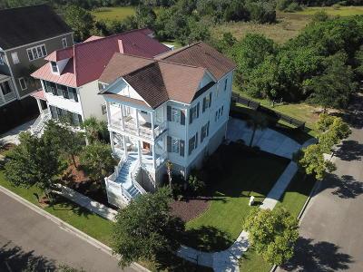 Charleston Single Family Home For Sale: 7836 Farr Street