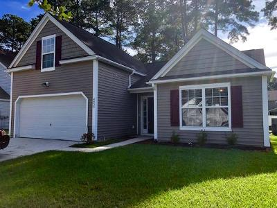 Dorchester County Single Family Home For Sale: 4833 Oak Leaf Road