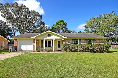 Summerville Single Family Home For Sale: 107 Duncan Court