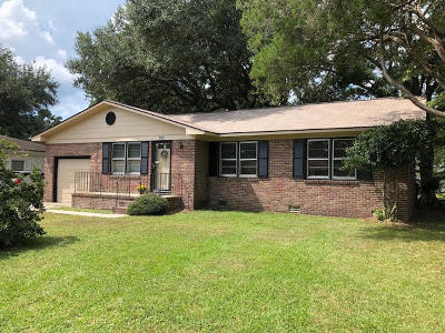 Summerville Single Family Home For Sale: 105 Tupelo Drive
