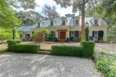 Berkeley County, Charleston County, Colleton County, Dorchester County Single Family Home For Sale: 4808 Highlander Lane