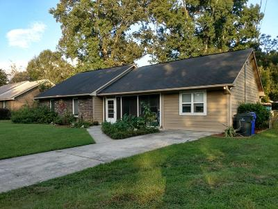 Charleston Single Family Home For Sale: 2125 Vespers Drive
