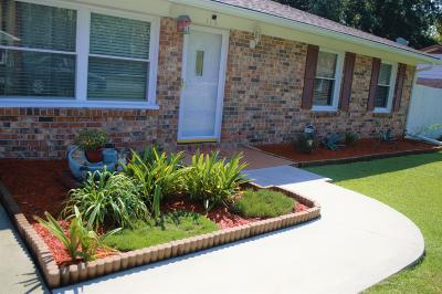 Goose Creek Single Family Home Contingent: 116 Clarine Drive