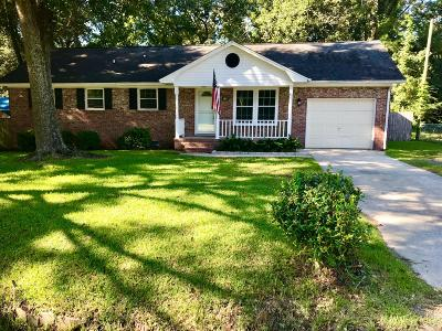 Summerville Single Family Home For Sale: 918 Miles Jamison Road