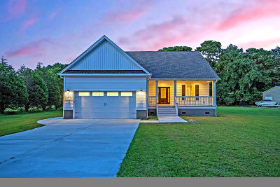 Johns Island Single Family Home For Sale: 3213 Charlie Jones Boulevard