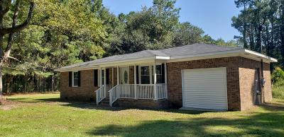 Moncks Corner Single Family Home Contingent: 337 W End Drive