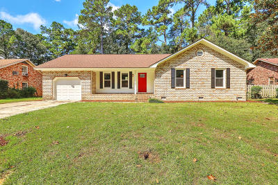 Summerville Single Family Home For Sale: 112 Chessington Circle