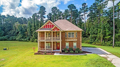 Moncks Corner Single Family Home For Sale: 1009 Ironwood Court