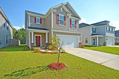 Summerville Single Family Home For Sale: 1679 Eider Down Drive
