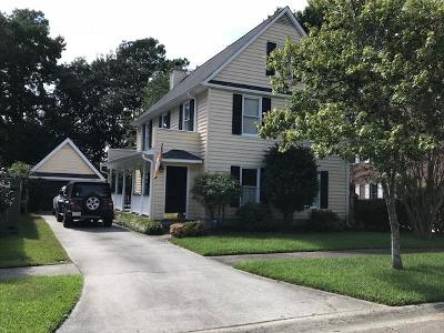 Mount Pleasant SC Single Family Home For Sale: $489,900