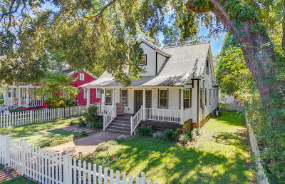 Summerville Single Family Home For Sale: 208 E 1st North Street