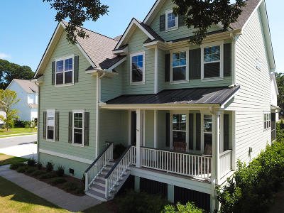 Mount Pleasant SC Single Family Home For Sale: $589,900