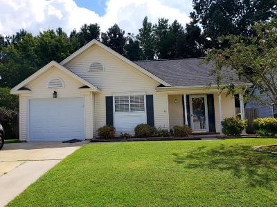 Goose Creek Single Family Home For Sale: 112 E Hartwick Lane