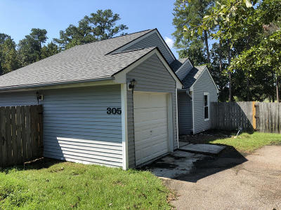 Summerville Single Family Home For Sale: 305 Macgregor Drive