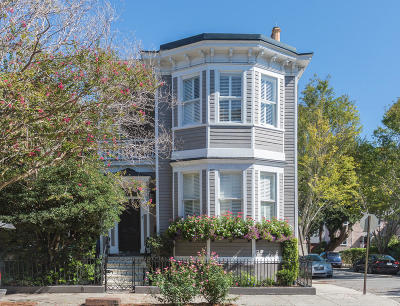 Charleston Single Family Home For Sale: 174 Broad Street