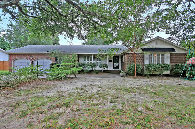 Mount Pleasant Single Family Home For Sale: 659 Pawley Road